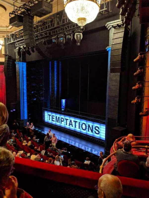 Imperial Theatre, Abschnitt: Front Mezz, Reihe: C, Platz: 8