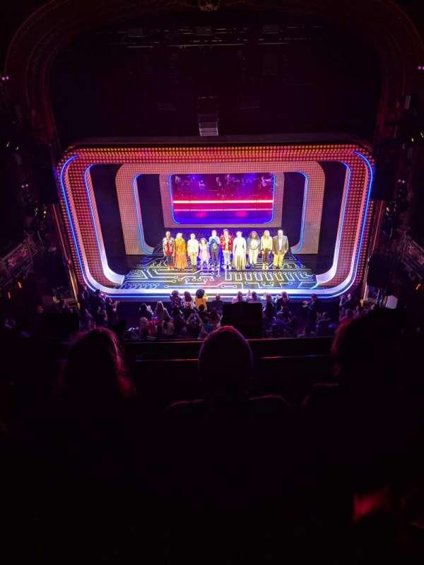 Lyceum Theatre (Broadway), Abschnitt: BALC, Reihe: C, Platz: 104
