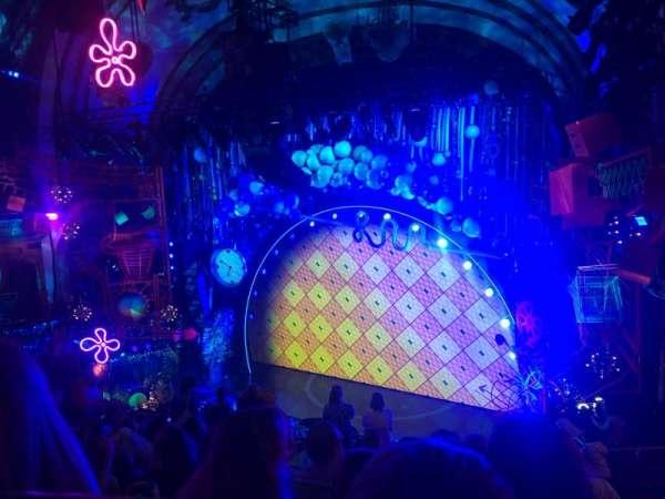 Palace Theatre (Broadway), Abschnitt: Rear Mezz, Reihe: J, Platz: 6