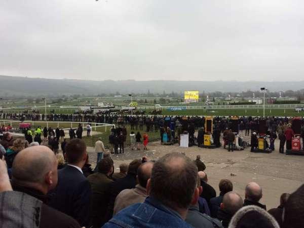 Cheltenham Racecourse, Abschnitt: Tattersalls