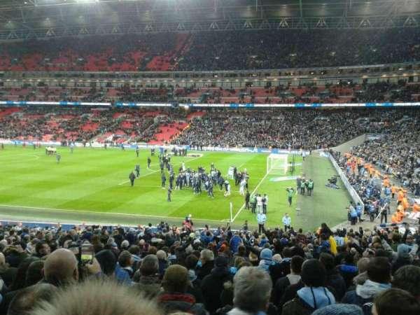 Wembley Stadium, Abschnitt: 118, Reihe: 30, Platz: 230