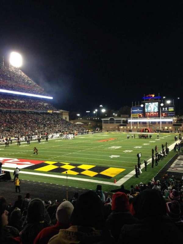 Maryland Stadium, Abschnitt: 19