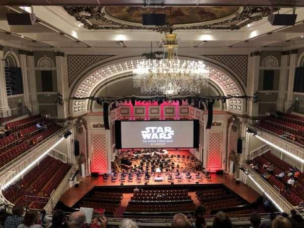 Cincinnati Music Hall, Abschnitt: GAL 4, Reihe: K, Platz: 412