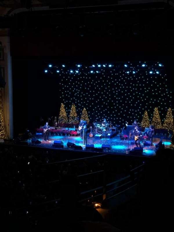 Cincinnati Music Hall, Abschnitt: BALCONY 6, Reihe: C, Platz: 509
