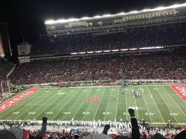 Ohio Stadium, Abschnitt: 20C, Reihe: 16, Platz: 6