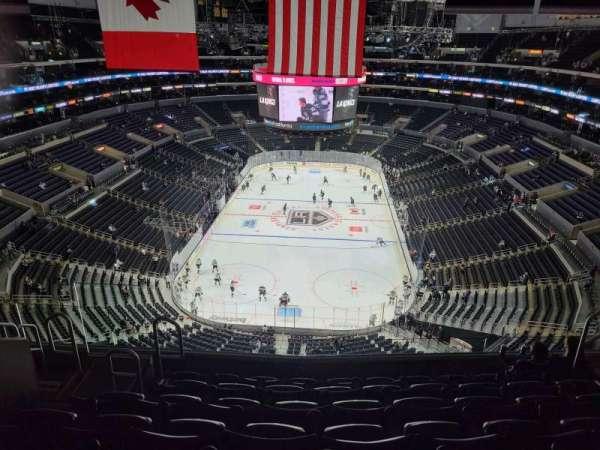 Staples Center, Bereich: 326, Reihe: 7, Platz: 10