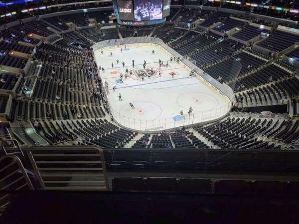 Staples Center, Bereich: 328, Reihe: 6, Platz: 14