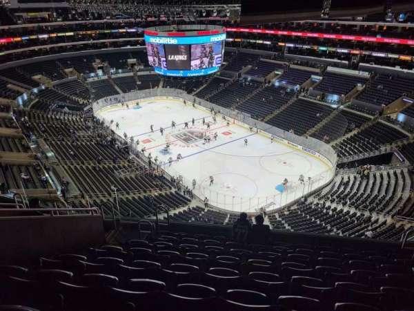 Staples Center, Bereich: 330, Reihe: 9, Platz: 9