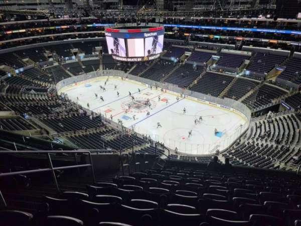 Staples Center, Bereich: 331, Reihe: 11, Platz: 11
