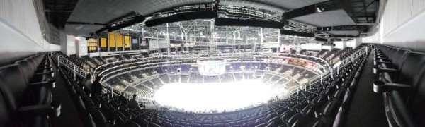 Staples Center, Bereich: 301, Reihe: 15, Platz: 15
