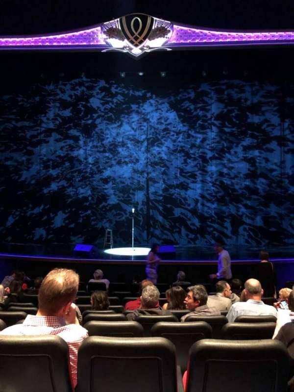 Encore Theatre At Wynn, Abschnitt: ORCHC, Reihe: L, Platz: 108