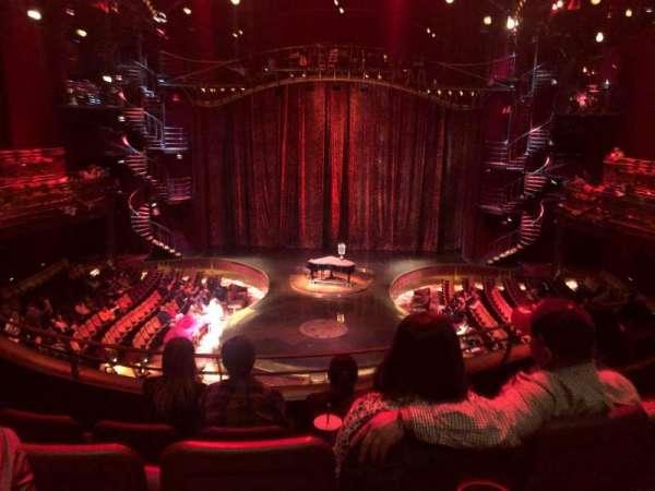 Zumanity Theatre, Abschnitt: 303, Reihe: DD, Platz: 10