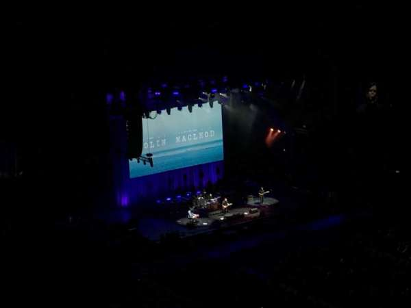 The O2 Arena, Abschnitt: 407, Reihe: N, Platz: 597
