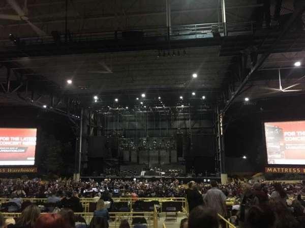 Jiffy Lube Live, Abschnitt: 303, Reihe: D, Platz: 14