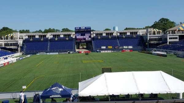 Navy-Marine Corps Memorial Stadium, Abschnitt: c, Reihe: 5, Platz: 12
