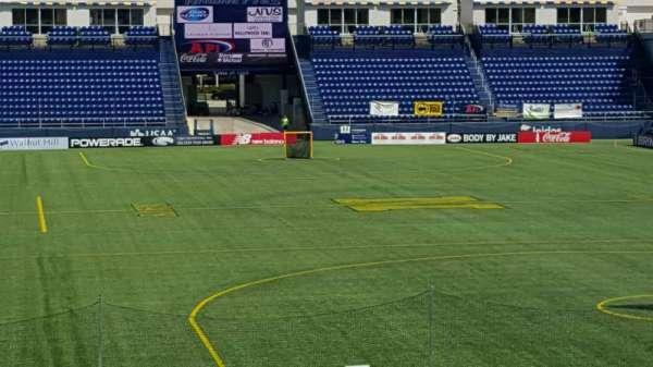 Navy-Marine Corps Memorial Stadium, Abschnitt: C, Reihe: 5, Platz: 35