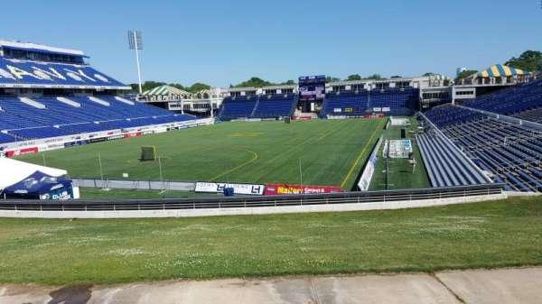 Navy-Marine Corps Memorial Stadium, Abschnitt: A, Reihe: 5, Platz: 35