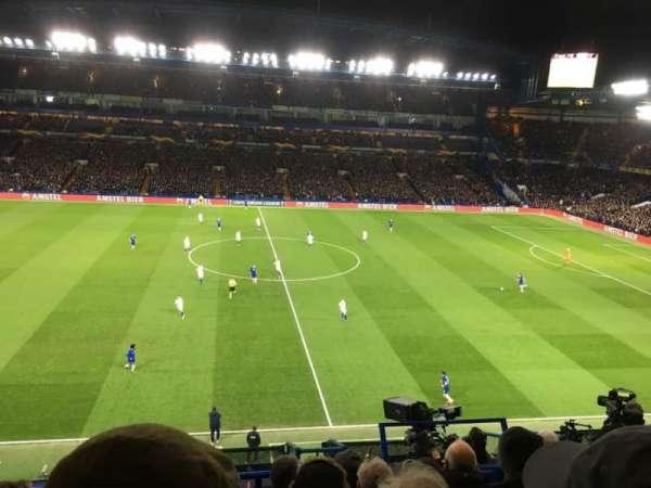 Stamford Bridge, Abschnitt: East Upper, Reihe: 7, Platz: 102