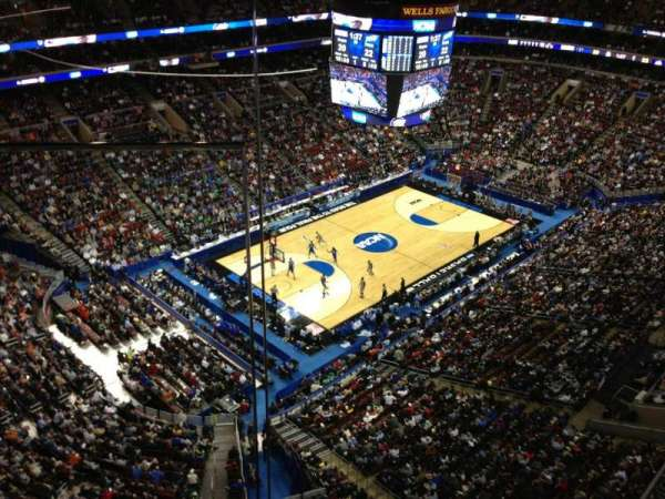 Wells Fargo Center, Abschnitt: Balcony Suite 19