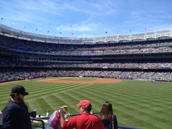 Yankee Stadium, Bereich: 202
