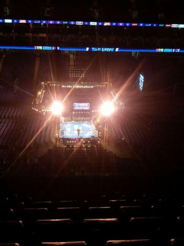 The O2 Arena, Abschnitt: 419, Reihe: S
