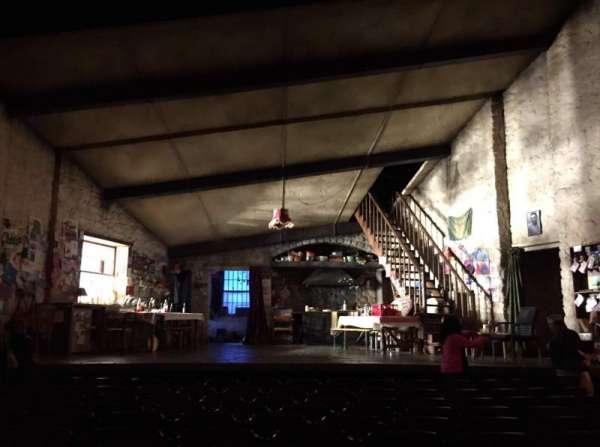 Bernard B. Jacobs Theatre, Abschnitt: Orchestra Center, Reihe: J, Platz: 109