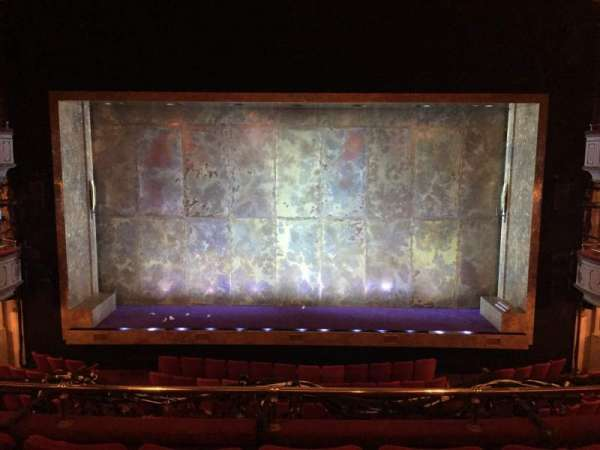 Cort Theatre, Abschnitt: Mezzanine C, Reihe: D, Platz: 107