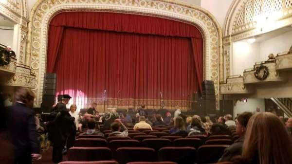 Palace Theatre (Greensburg), Abschnitt: ORCH C, Reihe: N, Platz: 1