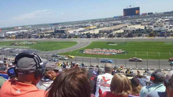 Texas Motor Speedway, Abschnitt: 113, Reihe: 42, Platz: 15