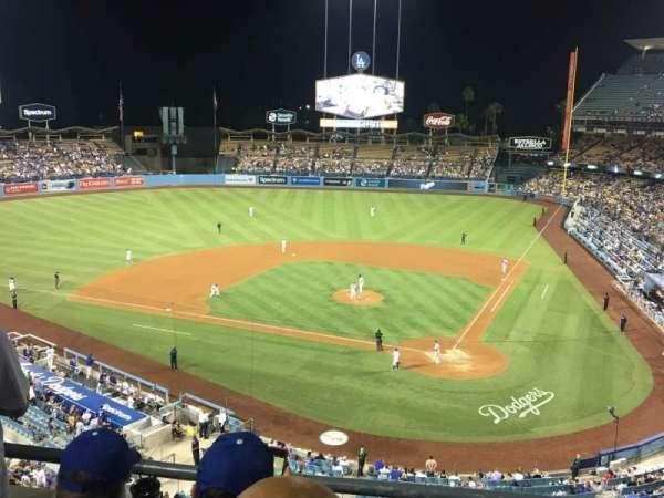 Dodger Stadium, Abschnitt: 7RS, Reihe: C, Platz: 6