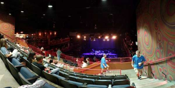 House Of Blues - Boston, Abschnitt: Stadium (STADM), Reihe: F, Platz: 301