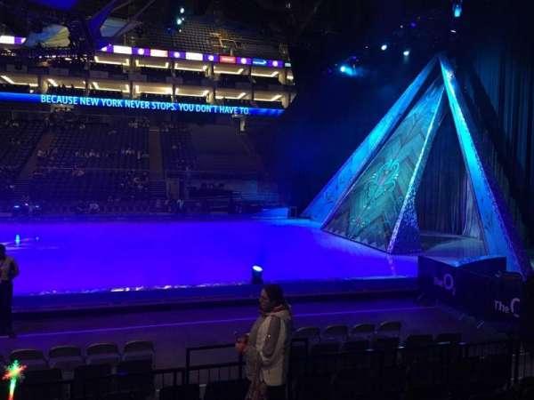 The O2 Arena, Abschnitt: 111, Reihe: F, Platz: 359