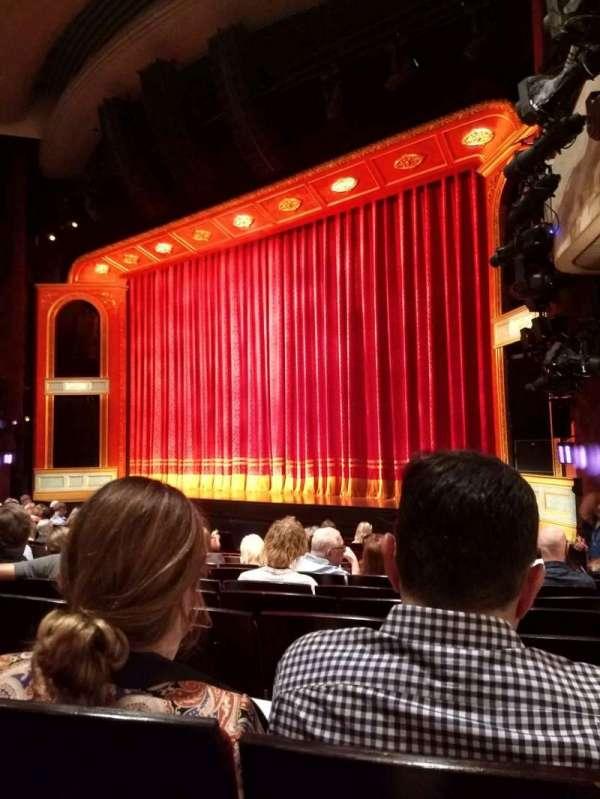 Marquis Theatre, Abschnitt: Orchestra Right, Reihe: M, Platz: 16