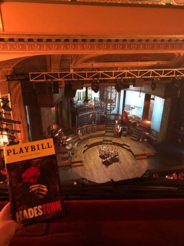 Walter Kerr Theatre, Abschnitt: BALCL, Reihe: A, Platz: 17