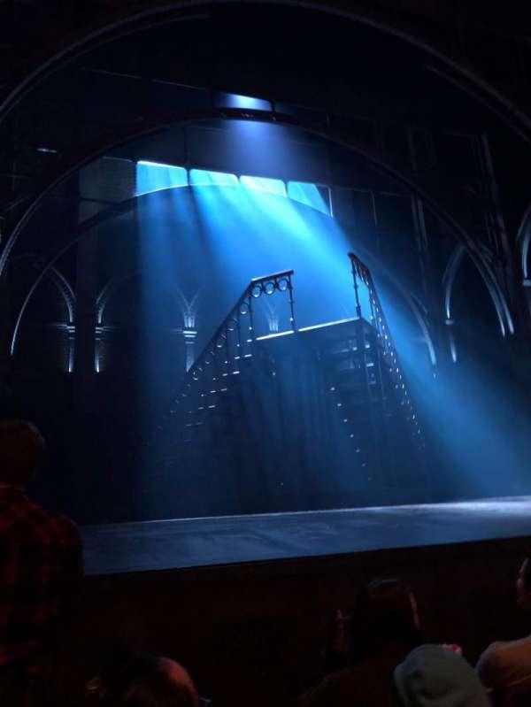 Lyric Theatre, Abschnitt: ORCHL, Reihe: C, Platz: 13