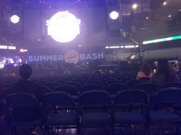 Allstate Arena, Bereich: 3, Reihe: 18, Platz: 10