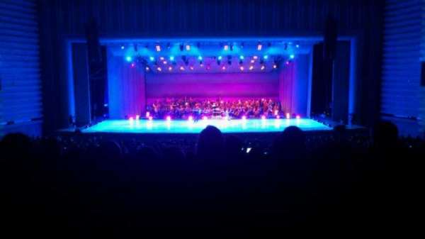 ATO Congresium Konser Salonu Ankara, Abschnitt: M Blok, Reihe: 1, Platz: 32