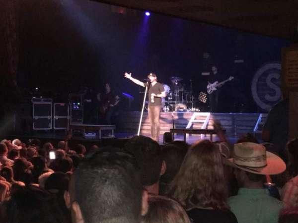 House Of Blues - Orlando, Abschnitt: GA