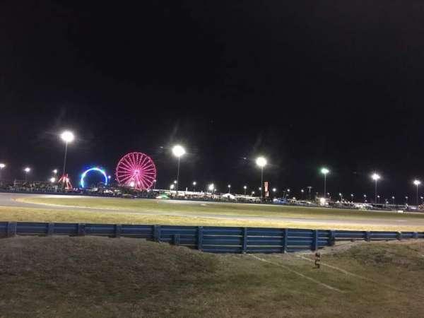 Daytona International Speedway, Abschnitt: The Horse Shoe (infield)