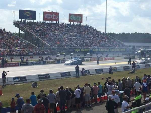 Gainesville Raceway, Abschnitt: GA