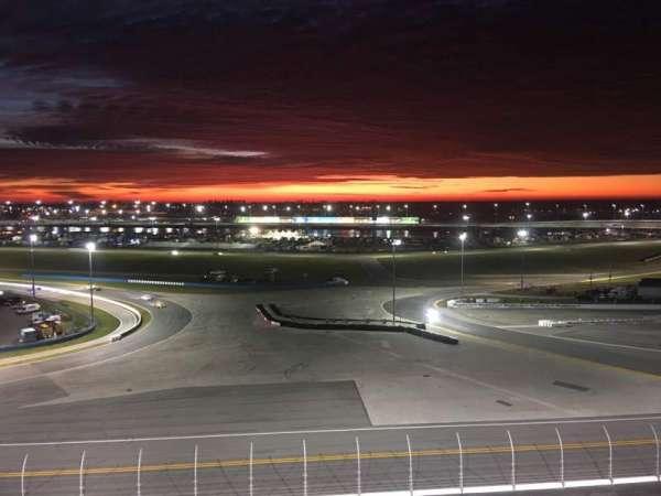 Daytona International Speedway, Bereich: 492, Reihe: Handicap
