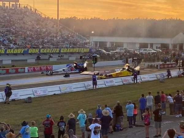 Gainesville Raceway, Bereich: GA