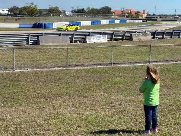 Sebring International Raceway, Bereich: Infield