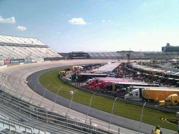 Dover International Speedway, Abschnitt: 200, Reihe: 9, Platz: 9