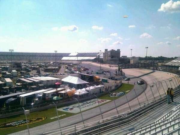 Dover International Speedway, Abschnitt: 202, Reihe: 9, Platz: 9