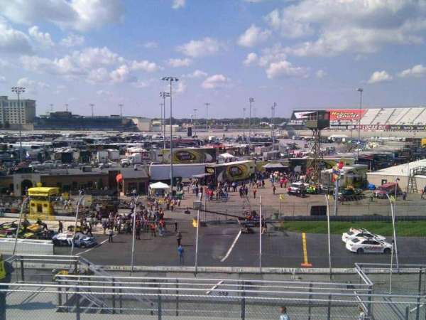Dover International Speedway, Abschnitt: 238, Reihe: 30, Platz: 9