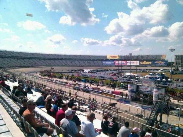 Dover International Speedway, Abschnitt: 251, Reihe: 30, Platz: 9