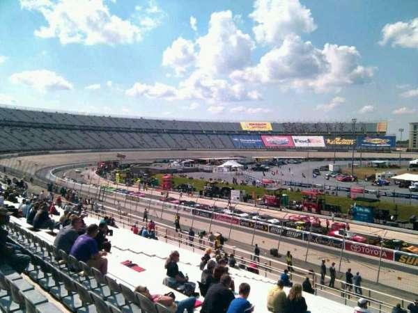 Dover International Speedway, Abschnitt: 103, Reihe: 30, Platz: 9