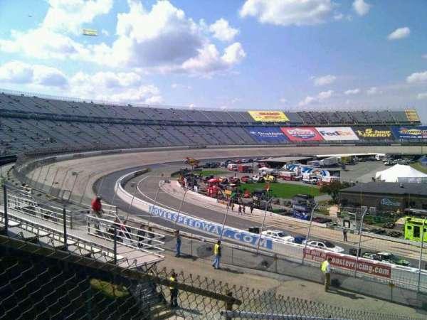 Dover International Speedway, Abschnitt: 111, Reihe: 30, Platz: 9