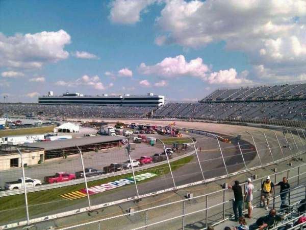 Dover International Speedway, Abschnitt: 144, Reihe: 14, Platz: 9